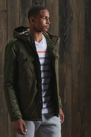 Superdry Corporal Field Jacket