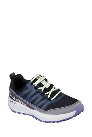 Skechers® Black Go Trail Jackrabbit Trainers