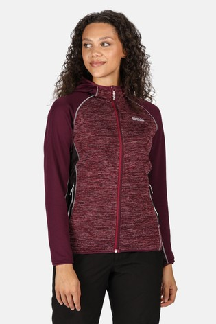 Regatta Walbury Full Zip Hooded Fleece
