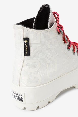 Converse Chuck Taylor Lugged Winter Boot Trainers