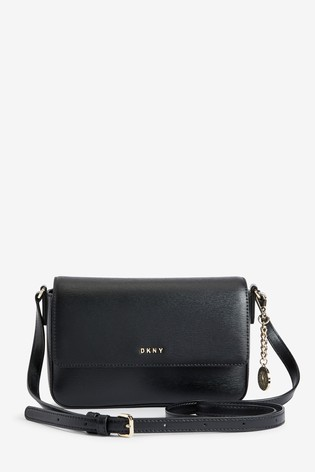 DKNY Bryant Flap Cross Body Shoulder Bag