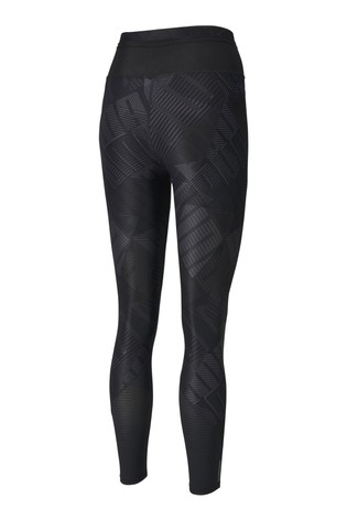 Puma® Black Bold All Over Print 7/8 Leggings