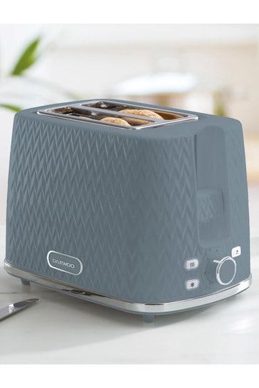 Daewoo Argyle 2 Slice Toaster