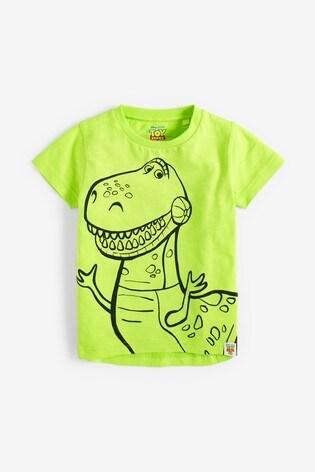 Green Disney™ Toy Story Rex T-Shirt (3mths-8yrs)