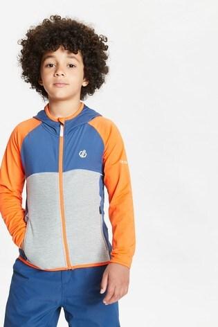 Dare 2b Orange Hasty Lightweight Core Stretch Sweater