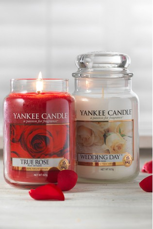 Yankee Candle Classic Large Wedding Day Candle