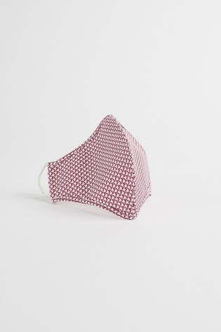 Ted Baker Printed Face Covering