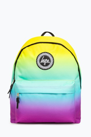 Hype. Multi Fade Gradient Backpack
