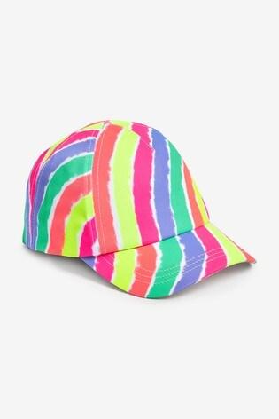 Multi Tie Dye Cap (3mths-6yrs)