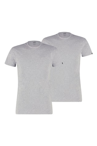 Puma® Basic Men's Crew Neck T-Shirts 2 Pack