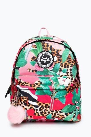Hype. Multi Cherry Jaguar Backpack