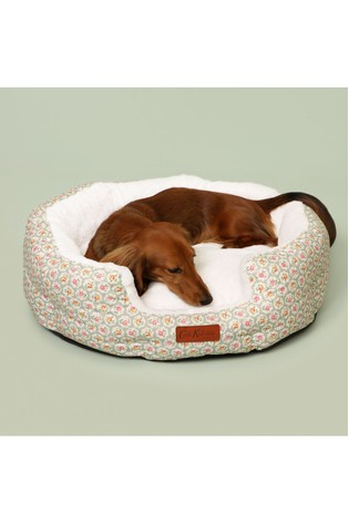 Washable Large Rose Cosy Pet Bed by Cath Kidston®