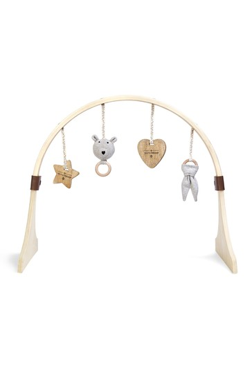 The Little Green Sheep Curved Play Gym