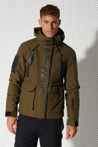 Superdry Sport Ultimate Mountain Rescue Jacket