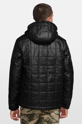 Nike Synthetic Filled Fleece Lined Jacket