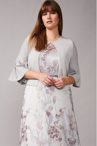 Studio 8 Tonie Shimmer Knitted Cover Up