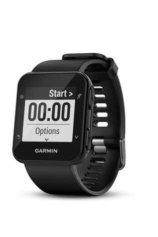 Garmin Forerunner® 35 GPS Black Running Watch