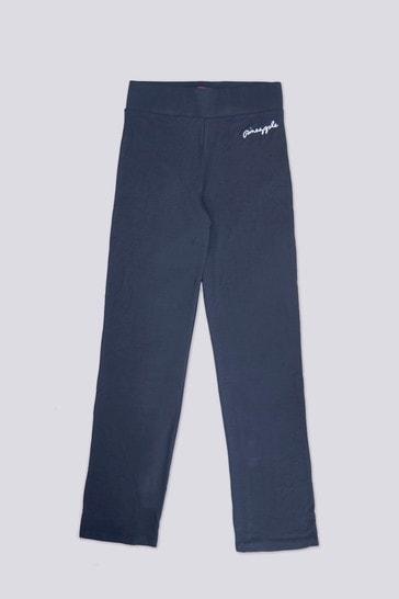 Pineapple Viscose Jersey Trousers