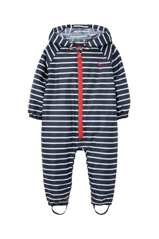 Joules Blue Puddle Waterproof Puddlesuit