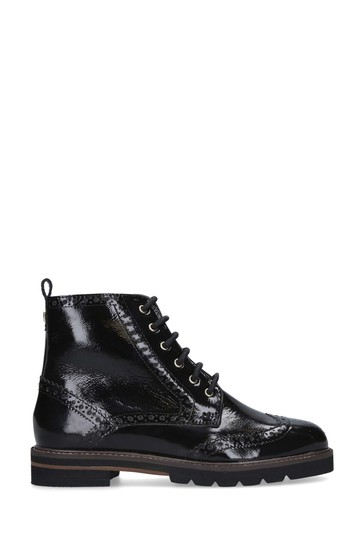 Carvela Black Shock Boots