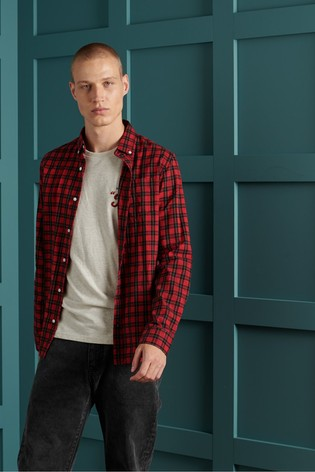 Superdry Classic London Button Down Shirt