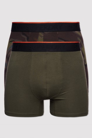 Superdry Classic Boxers Two Pack
