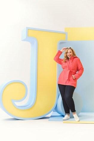 Josie Gibson Edit Garbo Waterproof Jacket