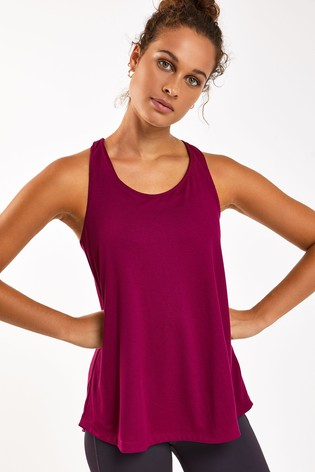 adidas Strappy Tunic Vest