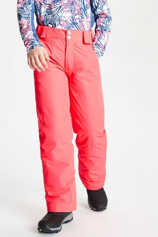 Dare 2b Pink Motive Waterproof Ski Pants