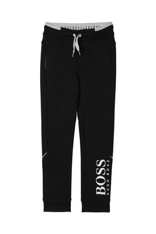 BOSS Black Logo Jogging Bottoms