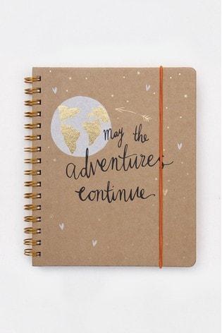 Caroline Gardner Kraft Adventure Planner