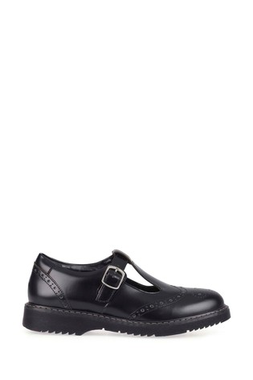 Start-Rite Black Leather Imagine Shoes