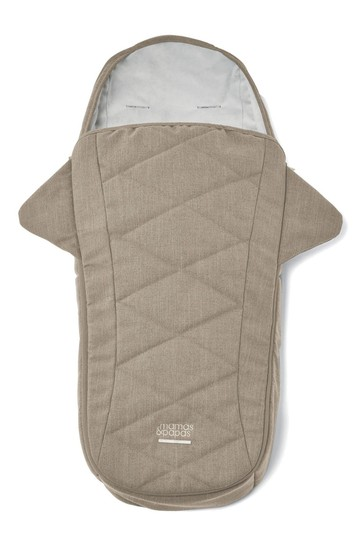 Strada Footmuff in Cashmere by Mamas and Papas
