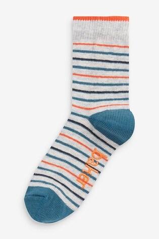 Baker by Ted Baker Baby Boy Teal Socks Set