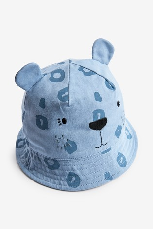 Blue Character Fisherman's Hat (0mths-2yrs)