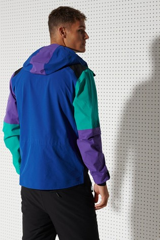 Superdry Clean Pro Shell Jacket