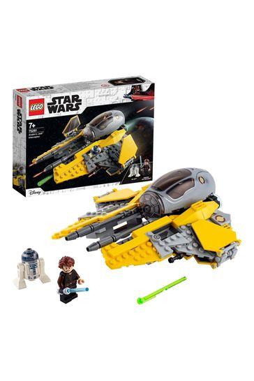 LEGO 75281 Star Wars Anakin's Jedi Interceptor Toy
