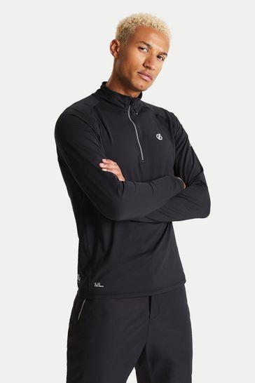 Dare 2b Black Fuse Up II Core Stretch Sweater