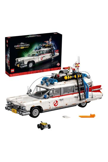 LEGO 10274 Creator Expert Ghostbusters ECTO-1 Set for Adults