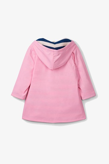 Hatley Pink Classic Splash Jacket