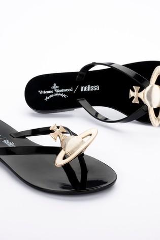 Vivienne Westwood By Melissa Harmonic Orb Sandals