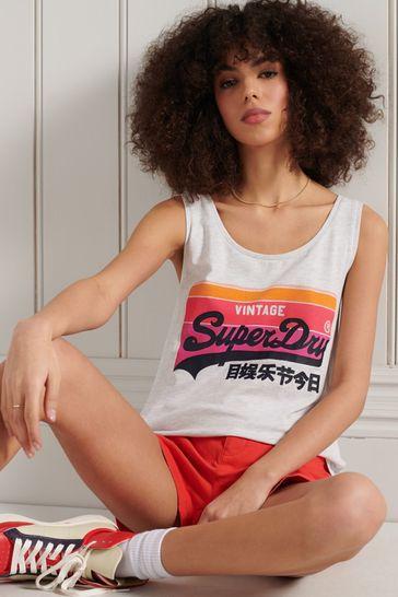 Superdry Vintage Logo Cali Vest