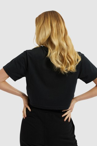 Ellesse™ Black Fireball T-Shirt