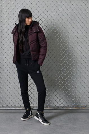 Superdry Geo Luxe Quilted Jacket