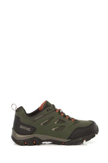 Regatta Women/'s Holcombe IEP Low Walking Shoes Brown