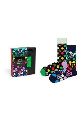 Happy Socks Mens Disney™ Two Pack Gift Box
