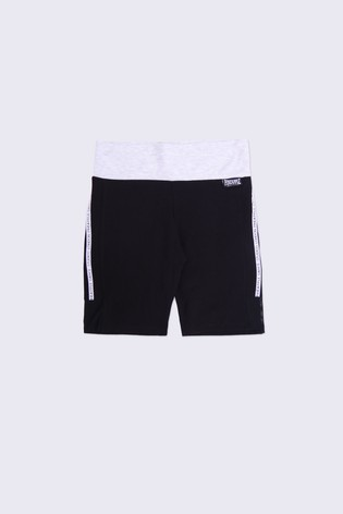 Pineapple Tape Mesh Cycling Shorts