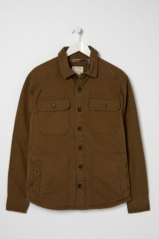 FatFace Rutland Overshirt