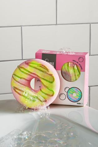 Bubble Up Doughnut Bath Fizzer 150g