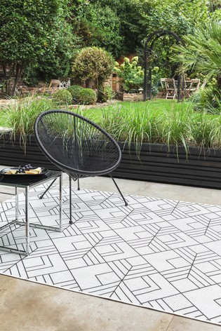 Patio Deco Rug by Asiatic Rugs